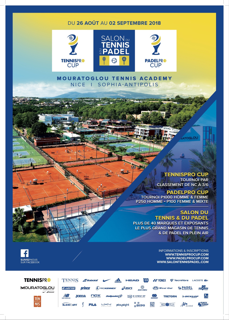 Salon du Tennis et du Padle